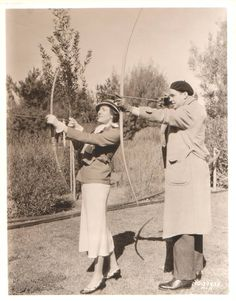 old archery photos.