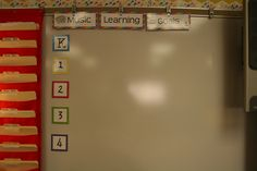 """Display """"I can"""" learning goal statements"""