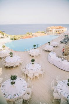 Wedding in Messinia Greece Reception Dinner Set up  by Stella & Moscha -Photography: Thanos Asfis
