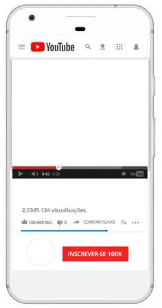 Convite Especial Festa Youtube Celular Youtube Editing, Intro Youtube, Youtube Logo, Video Editing Apps, Youtube Channel Art, Overlays Tumblr, Overlays Instagram, Instagram Frame, Photo Instagram