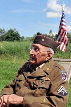a0b5ea4ee WWII Vet. Ryan Britton · 10th Mountain Division