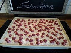 Martina Ziehl mit Pampered Chef - heute Mohnschnitten Kuchen aus dem Thermomix in den großen Ofenzauberer - Rezept von Beraterin Silvia Maier