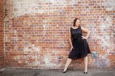 Gorgeous Audrey Lace Little Black Dress