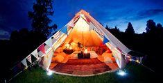 fabulous campsites