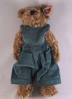 Commonwealth Cuddle Zone Brown Plush Stuffed Teddy Bear