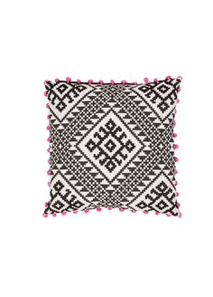 Traditions Made Modern represents the fruits of a collaborative exploration of origins undertaken by Jaipur and The Museum of New Mexico. As we looked back, we rediscovered the timeless beauty of traditional patterns and dramatic colors—and present our cultured reinterpretations of iconic textile design through this expressive pillow collection.
