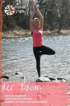 #yoga #asana-baum #richtungyoga Stress Management, Yoga, Asana, Country Music, Country
