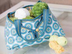 DIY-Anleitung: Multi-Bag nähen via DaWanda.com