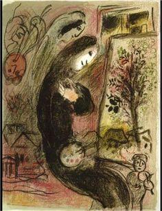 Inspiration - Marc Chagall 1963