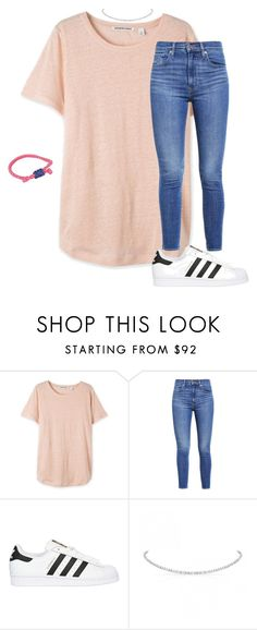 """Untitled #328"" by kiahgates ❤ liked on Polyvore featuring Levi's, adidas Originals and Grace Lee Designs"