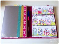 Filofax Flex Planner My May Sunshine