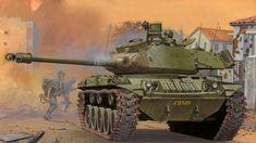 M-47 Walker Bull Dog in Nam