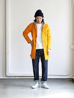 Tembea Shop Coat