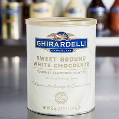 Hot chocolate in the West Indies - Clean Eating Snacks Coconut Hot Chocolate, Chocolate Pastry, Ghirardelli Chocolate, Chocolate Flavors, Melting Chocolate, White Chocolate Powder, White Chocolate Mocha, White Mocha, Chocolate Chocolate