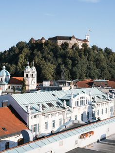Where to eat, sleep and shop in Ljubljana, the country's majestic capital.