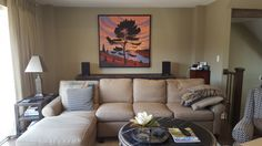 Original Artwork by Mark Berens from Crescent Hill Gallery in Mississauga, ON Toronto Art Gallery, Sofa, Couch, Original Artwork, The Originals, Artist, Furniture, Home Decor, Homemade Home Decor