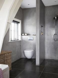 Badkamer inspiratie! industriële look, De Hypotheker badkamer inspiratie