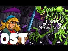 Crypt Of The Necrodancer OST - Full OST - Full Original SoundTrack - YouTube