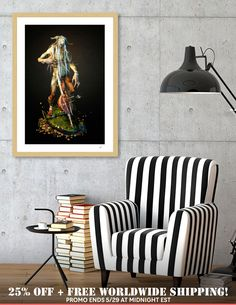 Discover «beast_01», Exclusive Edition Fine Art Print by Vasily Kokorin - From $25 - Curioos