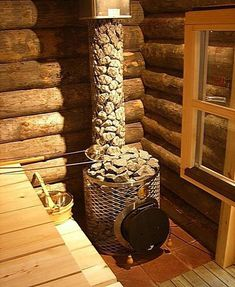 35 The Best Home Sauna Design Ideas You Definitely Like - No matter what you're shopping for, it helps to know all of your options. A home sauna is certainly no different. There are at least different options. Diy Sauna, Sauna Ideas, Sauna House, Sauna Room, Diy Outdoor Fireplace, Wood Fireplace, Fireplace Kitchen, Saunas, Kitchen Wood Design