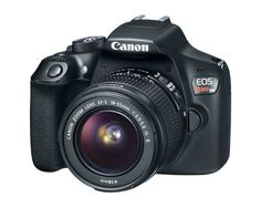 Canon EOS Rebel T6 Entry-Level DSLR Camera Launched
