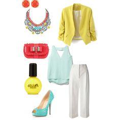 Summer colors ❤️❤️