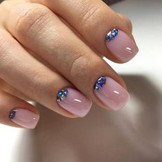 ꒰ 💌 ꒱┊𝑠𝑜𝑚𝑒𝑡𝘩𝑖𝑛𝑔 ꒱┊𝑠𝑜𝑚𝑒𝑡𝘩𝑖𝑛𝑔 - Nagel Gem Nails, Nail Manicure, Love Nails, How To Do Nails, Pretty Nails, Hair And Nails, Pedicure, Uñas Art Deco, Luxury Nails