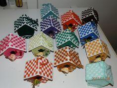 free birdhouse plastic canvas patterns | Plastic Canvas
