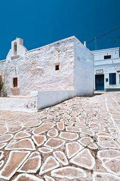 Church of Metamorphosis in Kimolos, Greece