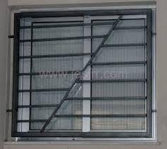 Resultado de imagen para rejas para ventanas sencillas