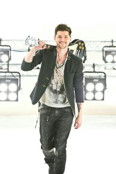 Danny odonoghue - the script (o yes fit as)
