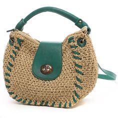 Kuko - crochet paper bag - Cooco