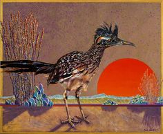 Bob Coonts fine art prints include chickens, ducks, roosters and many varieties of birds in his original acrylic and water color paintings Bird Paintings On Canvas, Watercolor Paintings, Watercolor Ideas, Animal Paintings, Watercolors, Southwestern Art, Southwestern Paintings, Southwest Quilts, Native American Artists