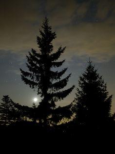 Mond in Astlücke Sehun, Sky, Celestial, Outdoor, Pictures, The Moon, Heavens, Stars, Heaven