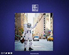 Boostronaut: You may bump into an astronaut on the street. Do not be alarmed. Embrace him. And his cool sneaks. Hypebeast Sneakers, Last Mile, Ultraboost, Creative Thinking, Astronaut, Bump, Hustle, Streetwear, Creativity