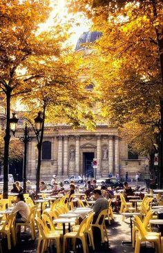 place de la Sorbonne, Paris Paris Travel, France Travel, Paris France, Places To Travel, Places To See, Paris Love, Belle Villa, Paris City, Wanderlust