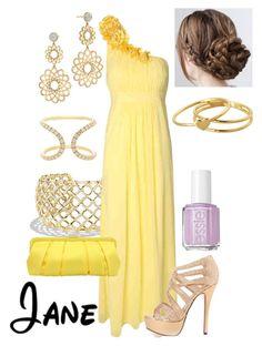 """Disney - Jane"" by briony-jae ❤ liked on Polyvore"