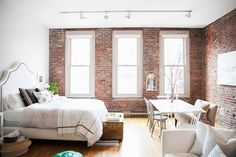 6 Deco ideas for one room apartments