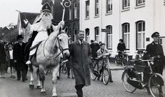 The arrival of Sinterklaas in Boxmeer, Photo submitted by: Willy Theunissen