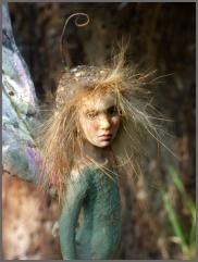 Fairy by Tatjana Raum