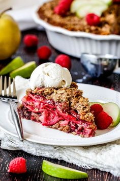Easy Raspberry Apple Pie with Oatmeal Cookie Crumble Topping is an amazinlgy delicious twist on classic apple pie that everyone will go crazy for! I could eat the crust, filling or topping alone – every part is that good! Can you believe Thanksgiving is in just a couple weeks?! That means the dilemma of what...Read More »