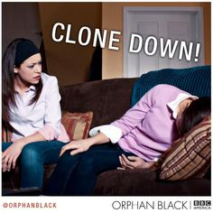 Orphan Black: this show is awesome.