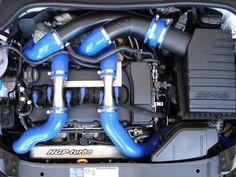 Twin-turbo VR6 motor from Passat R36
