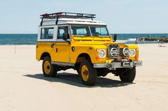 This 1972 Land Rover 88 Series III = Perfect Adventuremobile - Airows