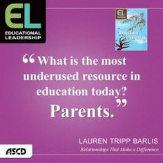Parental involvement in the classroom