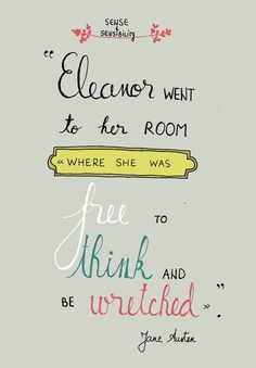 Here are a few great book quotes we love from one of the cleverest romance authors of all time: Jane Austen.