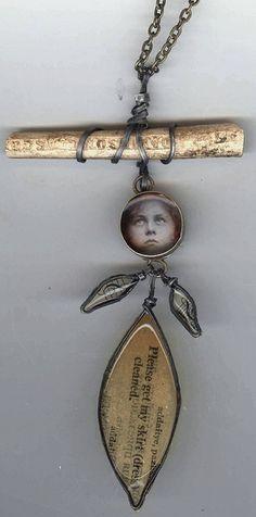 resin tiny dancer by Annette In Oz, via Flickr