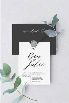 1527605e9 Convite de Casamento Simples  +71 Modelos para Você Escolher