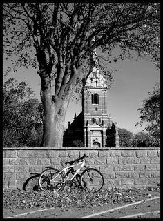 https://flic.kr/p/vRSoir | Broken Bicycles | Stora Hammars kyrka - Höllviken