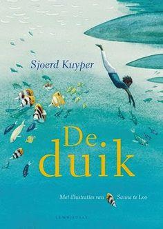 De duik van Sjoerd Kuyper 2014 B Jeugdleesboeken Curacao Geheimen Tijdreizen Vlag en Wimpel Griffeljury